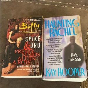 Bundle of 2 books